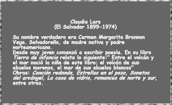 CLAUDIA LARS